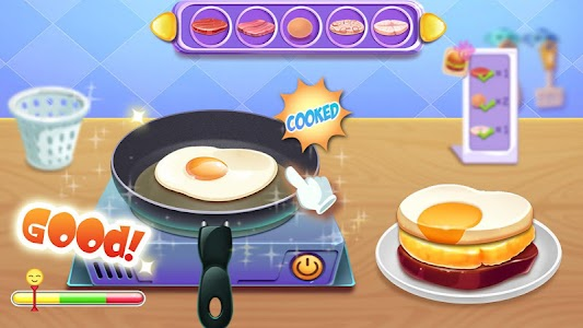 Burger Shop - Kids Cooking 이미지[1]