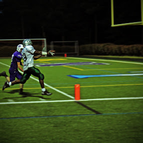 Touchdown by Zach Church - Sports & Fitness American and Canadian football