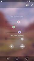 Screenshot of Blurone -Blur effect wallpaper