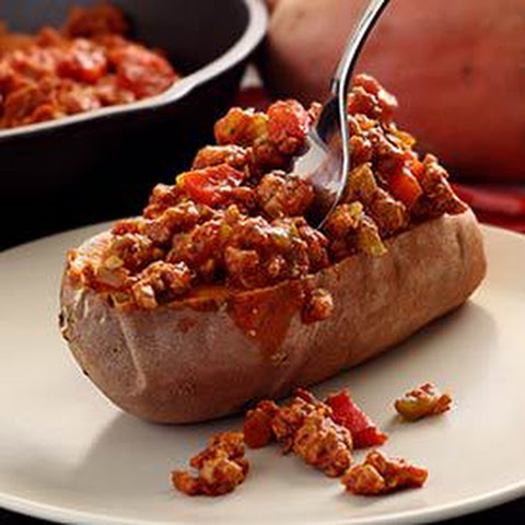 Paleo Sweet Potato Sloppy Joes