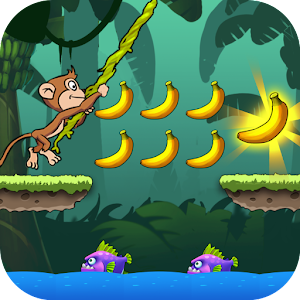 Banana Monkey - Banana Jungle For PC (Windows & MAC)