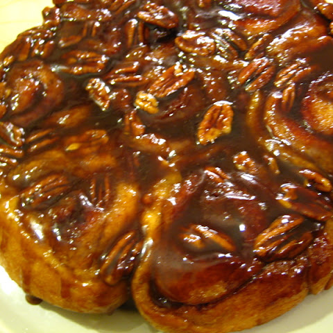 How To Make Sticky Buns With Cinnamon #PastryRecipesWorldwide
