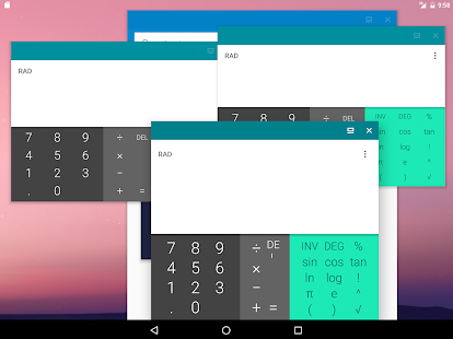 Parallel Windows for Nougat Screenshot