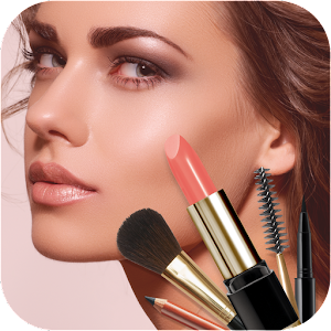 Beauty Makeup Selfie Cam Icon