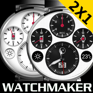 WATCH FACE SPEED MASTER WHITE