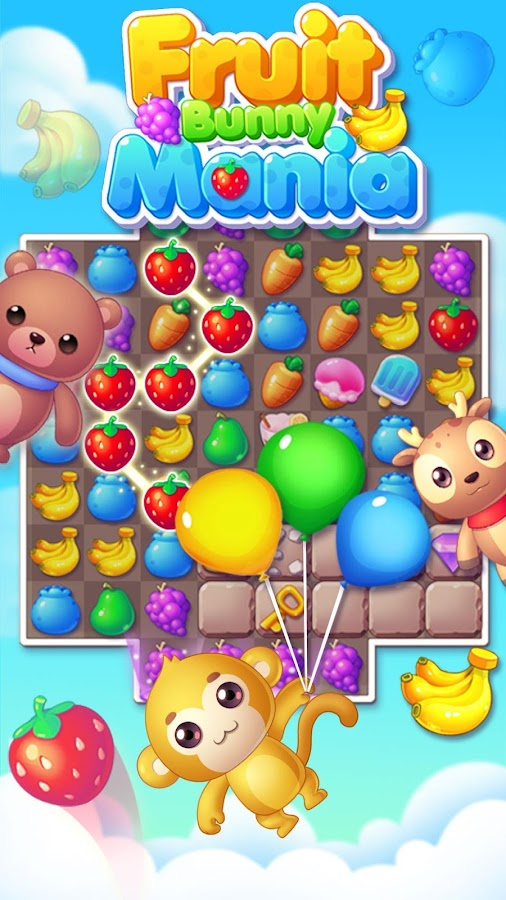 Fruit Bunny Mania Screenshot 6