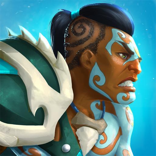 Wartide: Heroes of Atlantis APK Cracked Download
