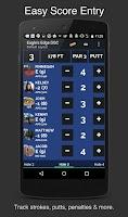 Screenshot of UDisc+ Disc Golf App