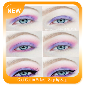 Download Cool Gothic Makeup Step by Step for Windows Phone