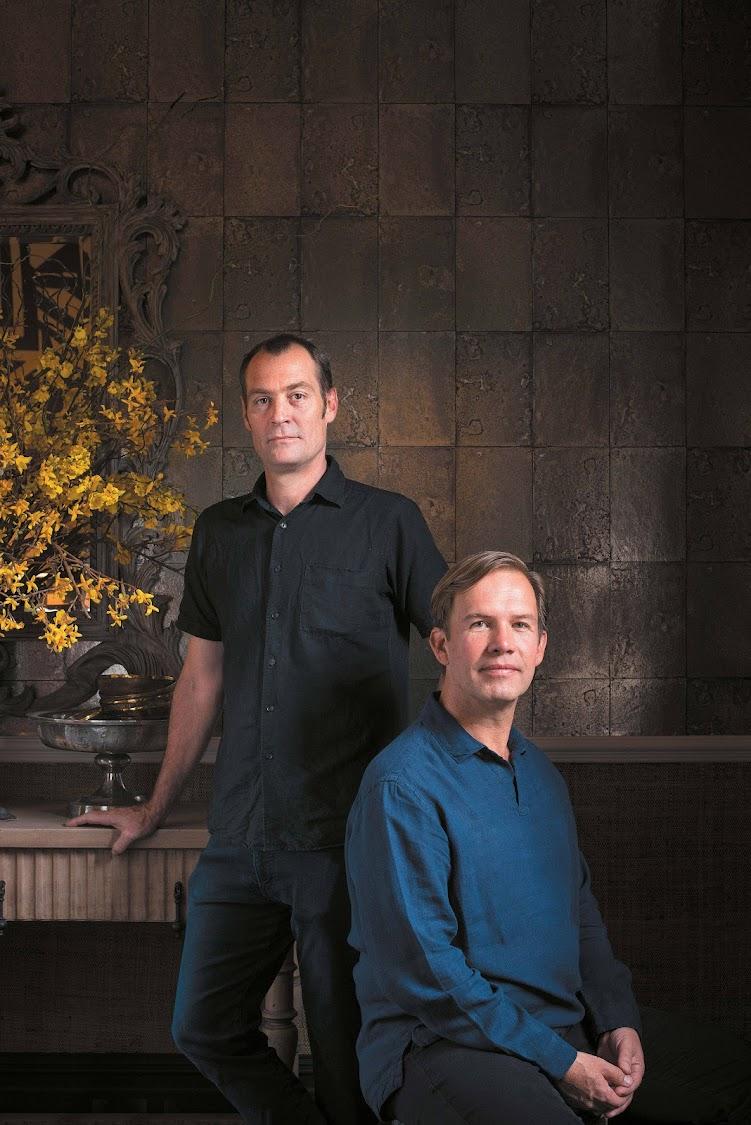 Boyd Ferguson & Jonny Rowe