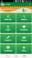 Screenshot of E-Z Mart