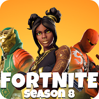Battle Royale Season 8 HD Wallpapers For PC