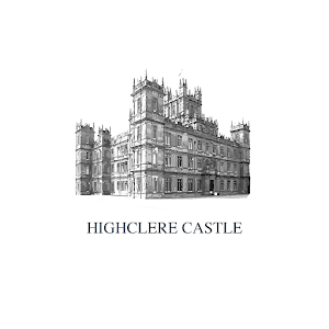 Highclere Castle Tablet