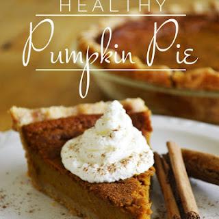 Healthy Pumpkin Pie Filling Recipes