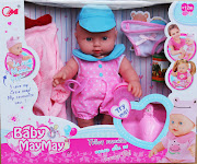 "Пупс ""Baby MayMay"" 30 см Горшком 2 и  аксессуарами"