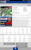 Screenshot of WTHI News 10