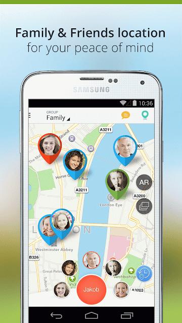 Family Locator - GPS Tracker screenshots