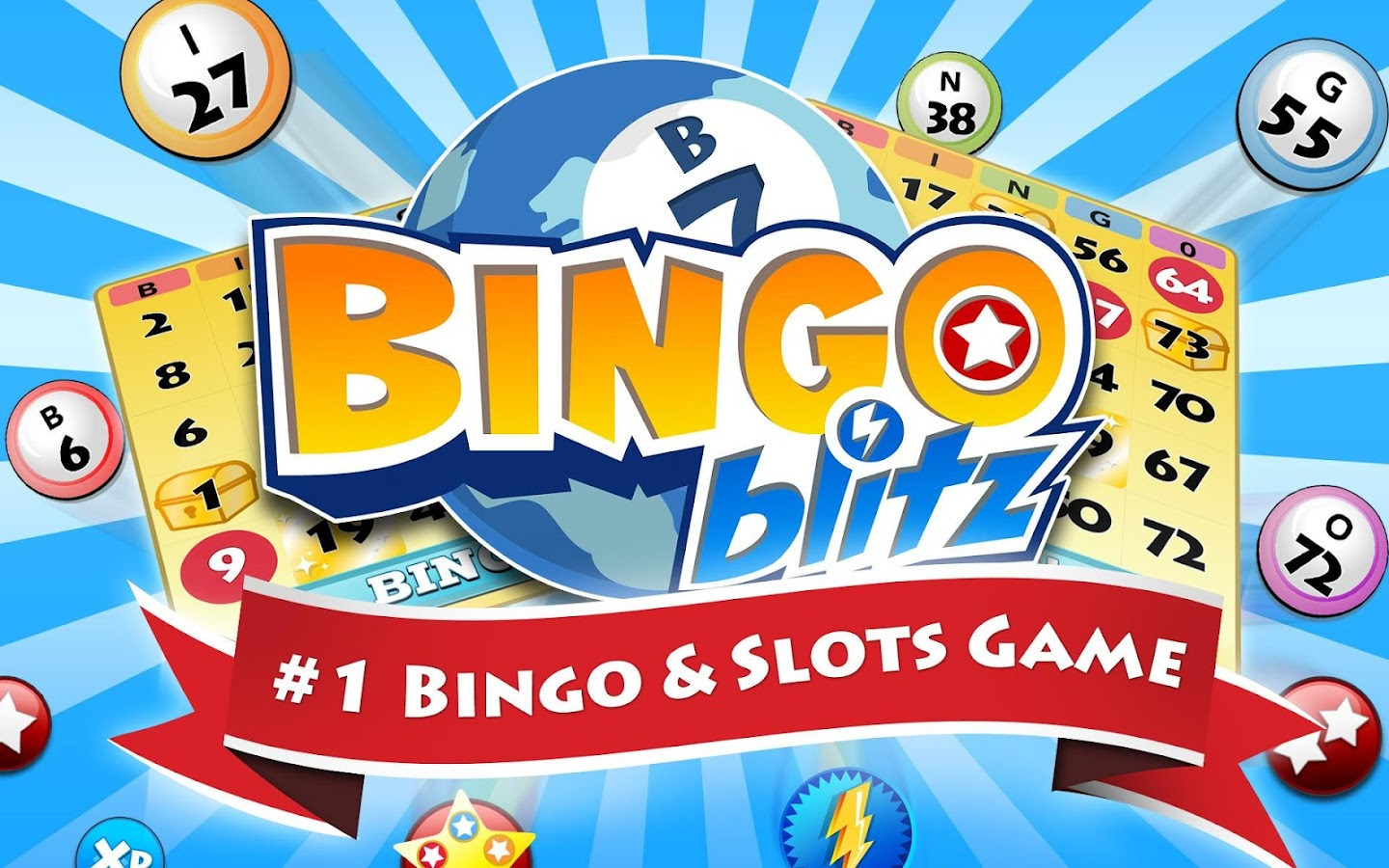 Bingo Blitz: Bingo+Slots Games Screenshot 0