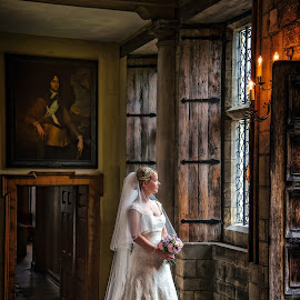 York by Pete Bristo MBE  - Wedding Bride