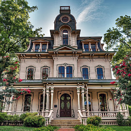 Victorian house by Jeremy Yoho - Buildings & Architecture Homes ( home, detail, victorian, house, historic )