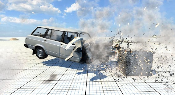 Accident Car Crash Engine - Beam Next for pc
