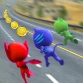 Pj Runners Mask Dash