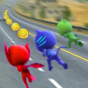 Pj Runners Mask Dash Online PC (Windows / MAC)