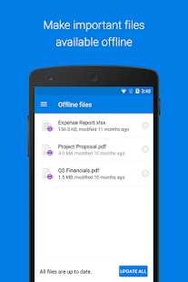 Dropbox APK for Lenovo