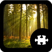 Game Forest Jigsaw Puzzle apk for kindle fire