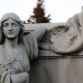 by Eva Pastor - Buildings & Architecture Statues & Monuments ( tomb, cemetery, grave marker,  )
