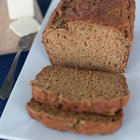 Low Sugar Zucchini Bread