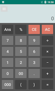 Everyday Calculator Pro - screenshot
