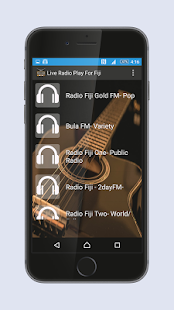 Live Radio Play for Fiji - screenshot