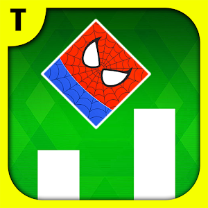 Geometry Spider Dash Icon