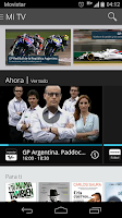 Screenshot of Movistar TV