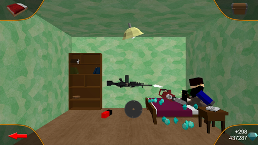 Kill Steve 3D - screenshot