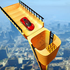 Biggest Mega Ramp Jump - Driving Games 1.7