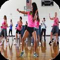 Zumba Dance Exercise