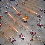 Ultimate Futuristic Battle Simulator – War Game Icon