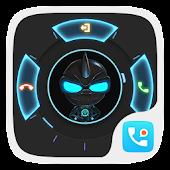 App FREE-GO CALLER BLUELIGHT THEME APK for Kindle