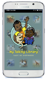 My Talking Library 2.0 - screenshot