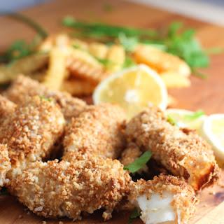 Floured Crispy Baked Fish Recipes