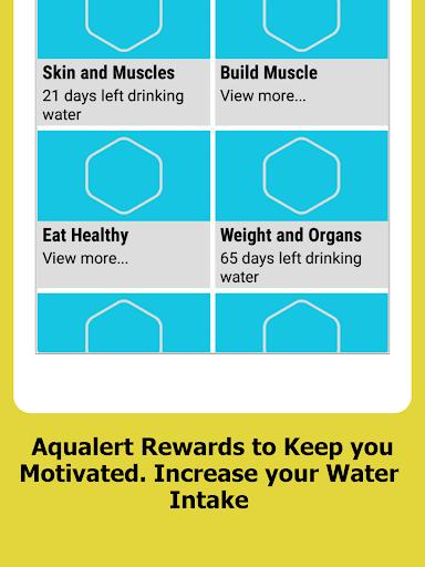 Aqualert:Water Intake Tracker &Reminder Google Fit screenshot 6