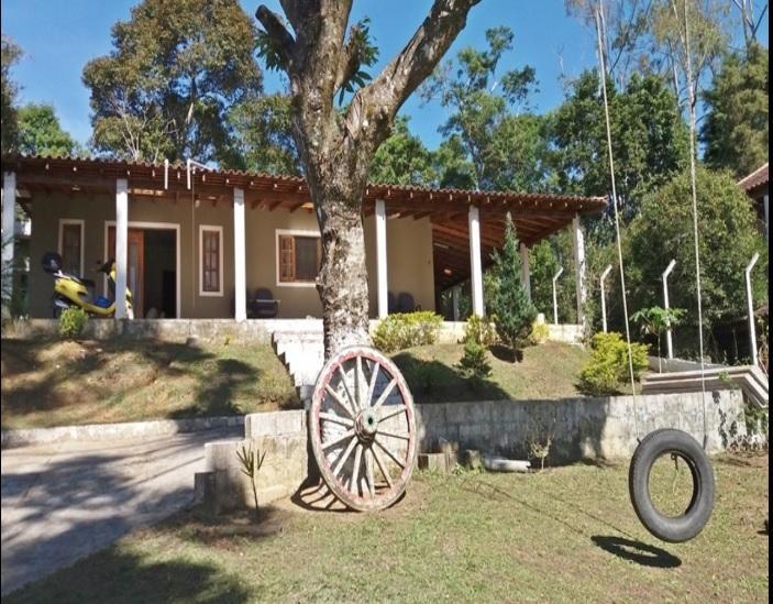 Chácara residencial mobiliada à venda, Juquitiba - CH0158.