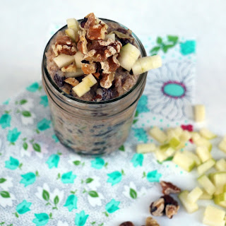 Apple Quinoa Breakfast Pot