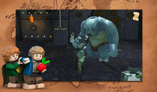 LEGO The Lord of the Rings - screenshot