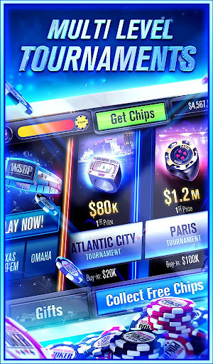 World Series of Poker – WSOP Free Texas Holdem screenshot 8
