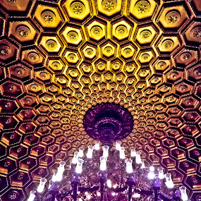 Ceiling at the Palace by Wallei Trinidad - Instagram & Mobile Android