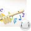 Flute Player (Breathing Apps)