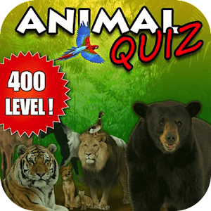 Cover art Animal Quiz Game